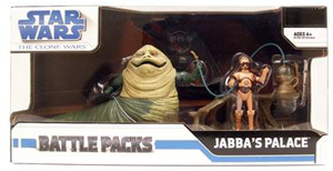Battle Packs - Jabba Palace