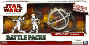 Battle Packs - Geonosis Assault