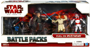 Battle Packs - Duel on Mustafar