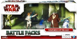 Battle Packs - Resurgence of the Jedi
