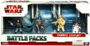 Battle Packs - Kamino Conflict