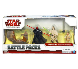 Battle Packs - Tatooine Desert Ambush