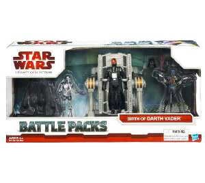 Battle Packs - Birth of Darth Vader