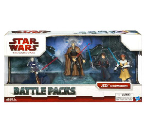 Battle Packs - Jedi Showdown