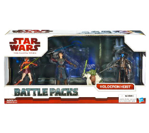 Battle Packs - Battle Pack Holocron Heist