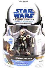 Clone Wars 2008 - Saga Legends - General Grievous