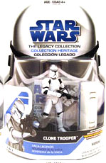 Clone Wars 2008 - Saga Legends - Clone Trooper