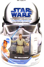 Clone Wars 2008 - Saga Legends - Obi-Wan Kenobi