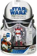 Clone Wars 2008 - Saga Legends - Shock Trooper
