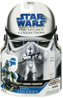 Clone Wars 2008 - Saga Legends - 501st Legion Trooper
