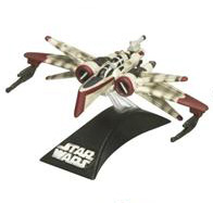 Clone Wars Titanium - ARC-170 with Twileck Nose Art