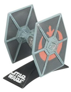 Clone Wars Titanium - Ecliptic Evader Tie Fighter