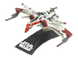 Clone Wars Titanium - ARC-170 Starfighter Clone Wars Edition