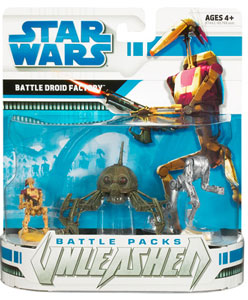 Star Wars Battle Packs Unleashed: Ultimate Battles � Battle Droid Factory