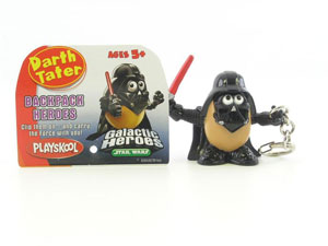Mr. Potato Darth Tatter - Dangler