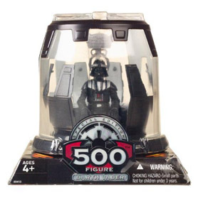 500th Figure Darth Vader