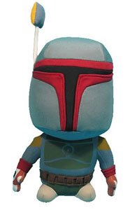 Super Deformed Plush - Boba Fett