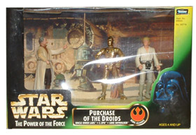 Purchase of the Droids Diorama