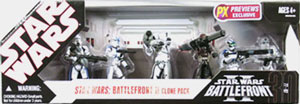 Battlefront II - Clone Pack