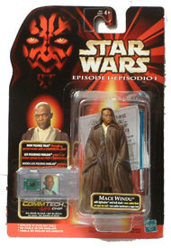 EPI - Mace Windu with Jedi Cloak