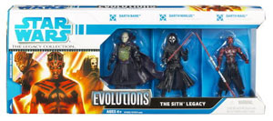 Legacy Collection - Evolution - The Sith Legacy