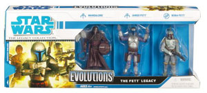 Legacy Collection - Evolution - The Fett Legacy