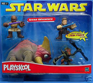 Playskool - Arena Adventure