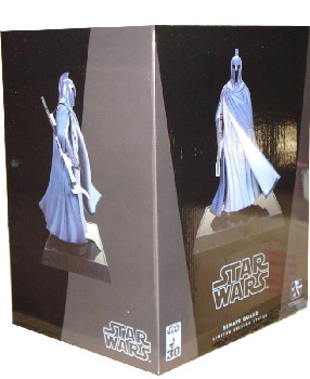 Gentle Giant - Senate Guard Blue Statue