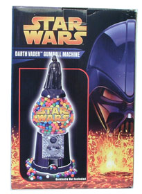 Star Wars Darth Vader Gumball Machine