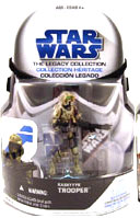 SW Legacy Collection - Build a Droid - Kashyyyk Scout Trooper GH-2