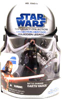 SW Legacy Collection - Build a Droid - Battle Damaged Darth Vader GH-3