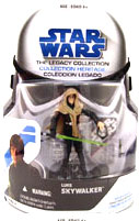 SW Legacy Collection - Luke Skywalker (Desert Headscarf) - BD-2