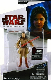 SW Legacy Collection - Build a Droid - Black Card - Jaina Solo