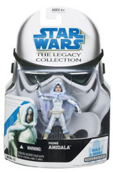 SW Legacy Collection - Build-A-Droid Padme Amidala (Snowbunny Outfit)