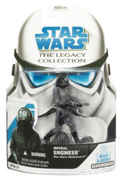 SW Legacy Collection - Build a Droid - Imperial Engineer