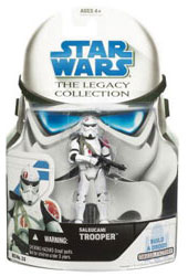 SW Legacy Collection - Build a Droid - Saleucami Trooper