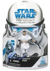 SW Legacy Collection - Build a Droid - Commander Faie