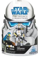SW Legacy Collection - Build a Droid - Felucia 327th Star Corps Clone Trooper