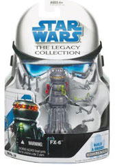 SW Legacy Collection - Build a Droid - FX-6