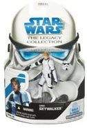 SW Legacy Collection - Build a Droid - Luke Skywalker in Stormtrooper