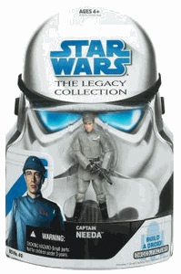 SW Legacy Collection - Build a Droid - Captain Needa