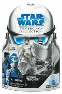 SW Legacy Collection - Build a Droid - Hoth Rebel Trooper