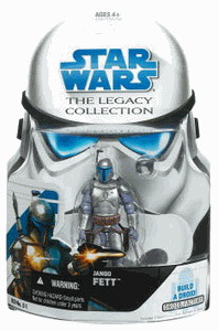 SW Legacy Collection - Build a Droid - Jango Fett