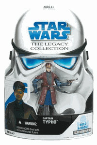 SW Legacy Collection - Build a Droid - Captain Typho