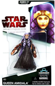 SW Legacy Collection - Build a Droid - Queen Amidala