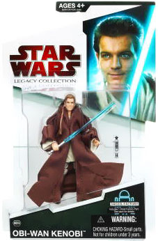 SW Legacy Collection - Build a Droid - EPI Obi-Wan Kenobi Evolutions
