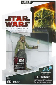 SW Legacy Collection - Build a Droid - Hrchek Kal Fas