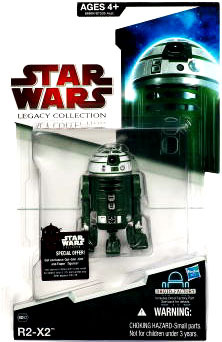 SW Legacy Collection - Build a Droid - R2-X2