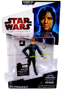 SW Legacy Collection - Build a Droid - Jedi Knight Luke Skywalker