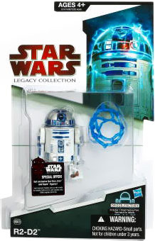 SW Legacy Collection - Build a Droid - R2-D2